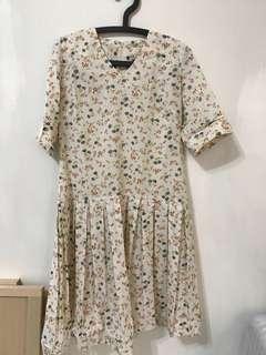 🚚 復古 國外帶回 古著 vintage 洋裝
