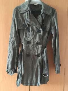 Zara Trafaluc Trench Coat