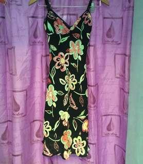 Sexy Flowery Dress