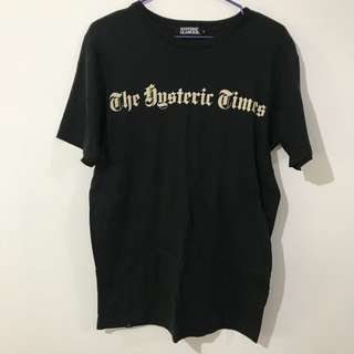 Hysteric Glamour t-shirt 95%NEW