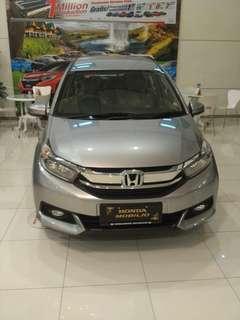 Honda Mobilio E CVT. Dp mulai 18 jutaan