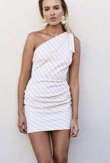 Bec and bridge - Rochelle asymmetrical dress size 10