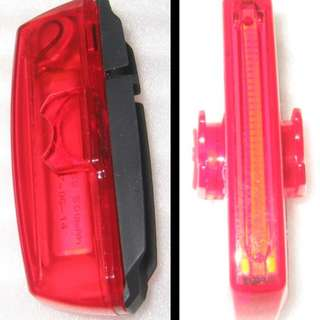 USB Rechargeable Tail Light for bike . bicycle red rear light