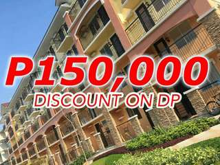 Ready For Occupancy Units for Sale at Arezzo Place Pasig Condominium