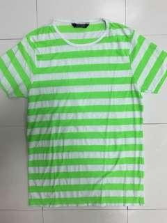 Pull & Bear Striped Tshirt