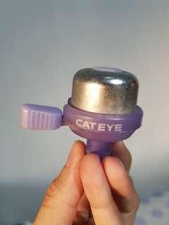 Cateye Purple Bell