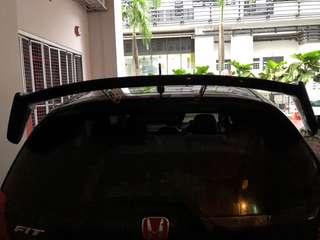 Honda Fit GE Spoiler