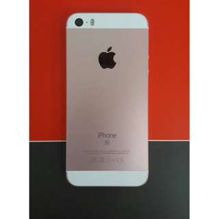 IPhone SE (64GB) Pink, Good Condition