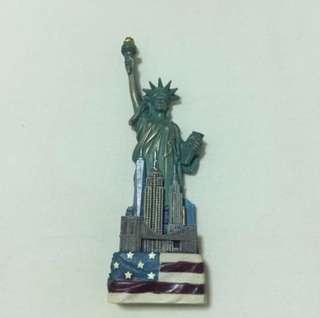 Statue of Liberty - Fridge Magnet