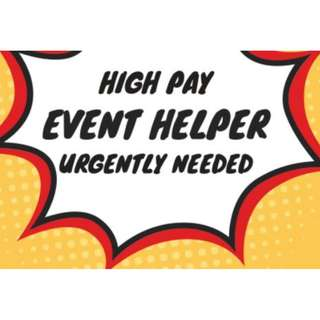 Urgent Temp staff (Carts wash)/ $10/hr/able to work v friend