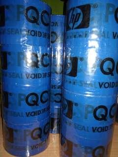 Lakban Hp Lucky tape warna Biru 48mm