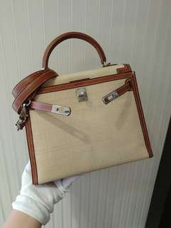 Hermes kelly 25 horse hair