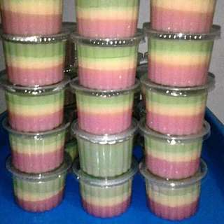 Bubuk premix E's krim home made