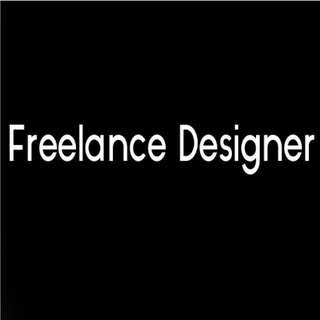 Freelance Designer at your service