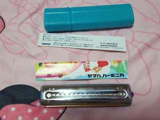 YAMAHA harmonica
