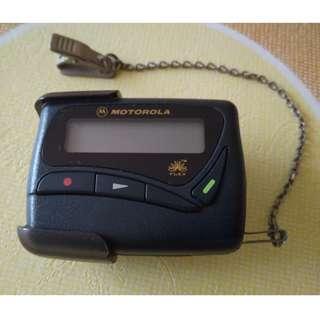 Vintage Motorola Pager