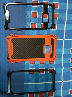 S7 Edge Hybrid Case