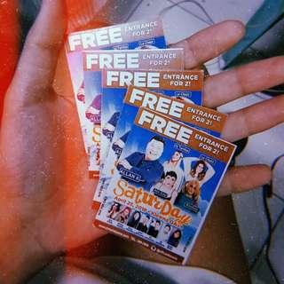 Zirkoh Klownz Entrance Ticket RUSH!!!!