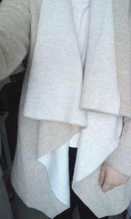 Zara knitwear collection coat jacket 仿羊毛外套冬天褸