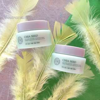The Face Shop Chia Seed No Shine Hydrating Cream 30ml