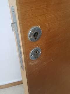 Door Lock Repairs , Service and Replacement.