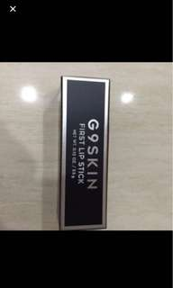 G9 First Lipstick (dry rose) Korean brand