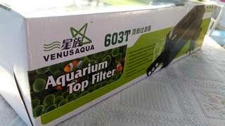 Aquarium Top Filter