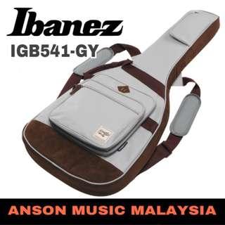 Ibanez IGB541-GY Powerpad Electric Guitar Bag, Grey