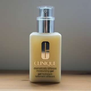 NEW Clinique Dramatically Different Gel