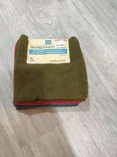 5 pcs Mirco fiber cloths