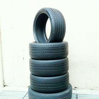 Used 235/40 R18(Sold) Membat (4pcs) 🙋♂️