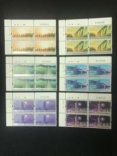 香港特別行政區成立十週年4方連