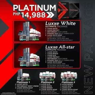Luxxe Frontrow Int'l products