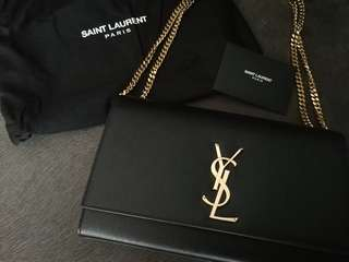 YSL Kate Monogram Medium Bag