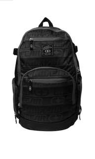 No Fear Backpack (Black)