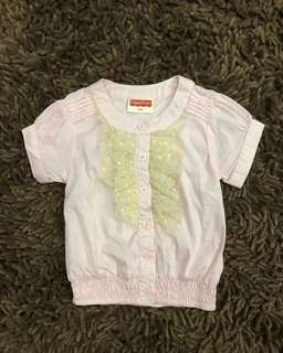 Baby Blouse fisher price