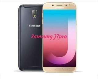 Samsung J7pro bs dicicil tnp kartu kredit, free adm