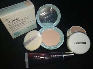 Sale bundle. Face powder, Concealer Liptint (All Authentic)