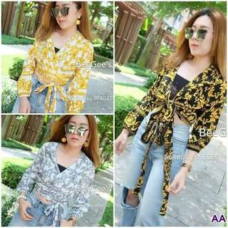 Chic top ; f@