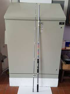 Just In Place.!/ with Special Offers Price.!! 'C'-(The 'SEAHAWK' 10Ft Spinn Surf Cast Rods)= (a). SEAHAWK-RAMBO SPECIAL II 1002HS(10ft 2sec. Rod, Action: Heavy, Line: 20-40lb)