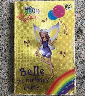 Rainbow Magic : Belle the birthday fairy