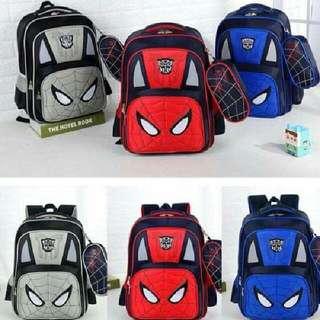 Spiderman 2 In 1 Bag