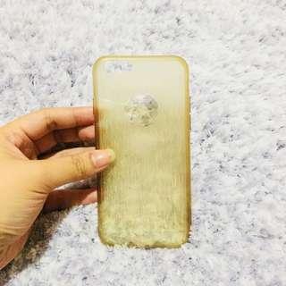 Miniso iPhone 6/6s Glitter Case