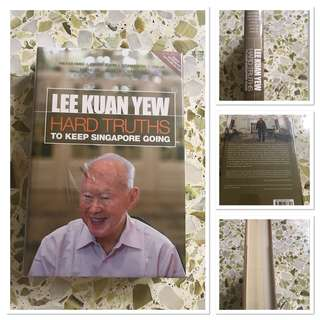 Lee Kuan Yew Hard Truth (Brand New)