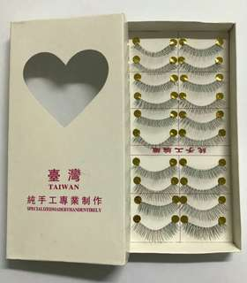 Handmade Fake Eyelashes