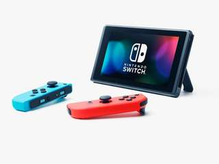 Preorder Nintendo Switch Console system