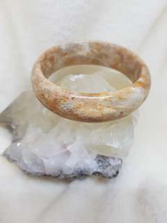 Coral Jade Bangle design 82