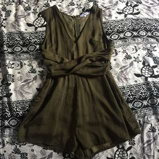 Mia Playsuit