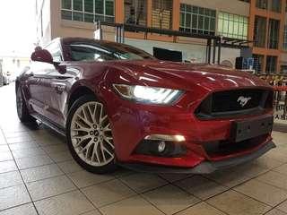 2016 Mustang GT 5.0