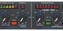 DBX quad compressor 1046